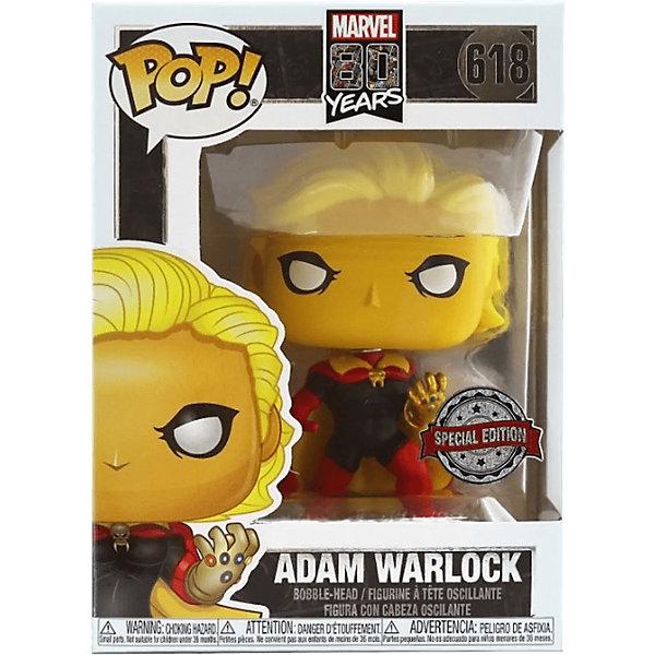 Funko Фигурка Funko POP! Bobble: Marvel 80th Адам Уорлок, 47534 недорого