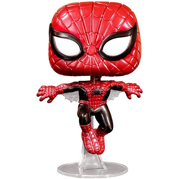 Funko Фигурка Funko POP! Bobble: Marvel 80th Человек-паук, 47604 недорого