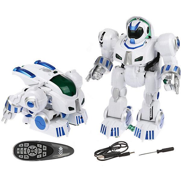 Радиоуправляемый робот трансформер Наша Игрушка