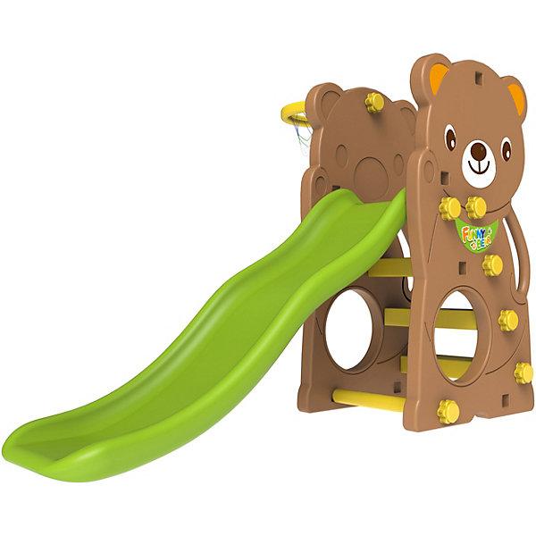 цена на Toy Monarch Игровая горка Toy Monarch Мишка