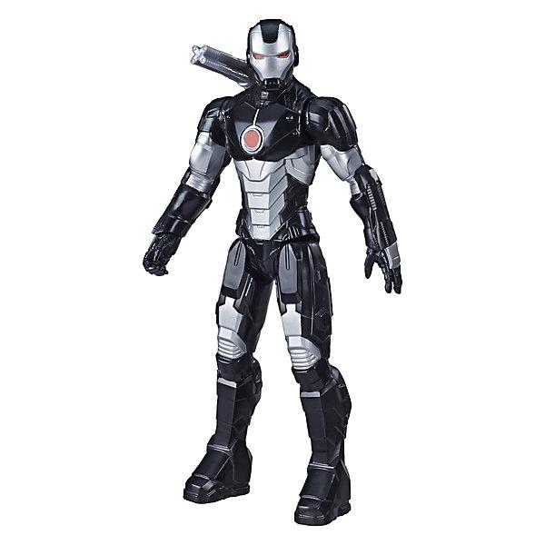 Купить Игровая фигурка Marvel Avengers Герои Титана Воитель, 30 см, Hasbro, Китай, разноцветный, Мужской