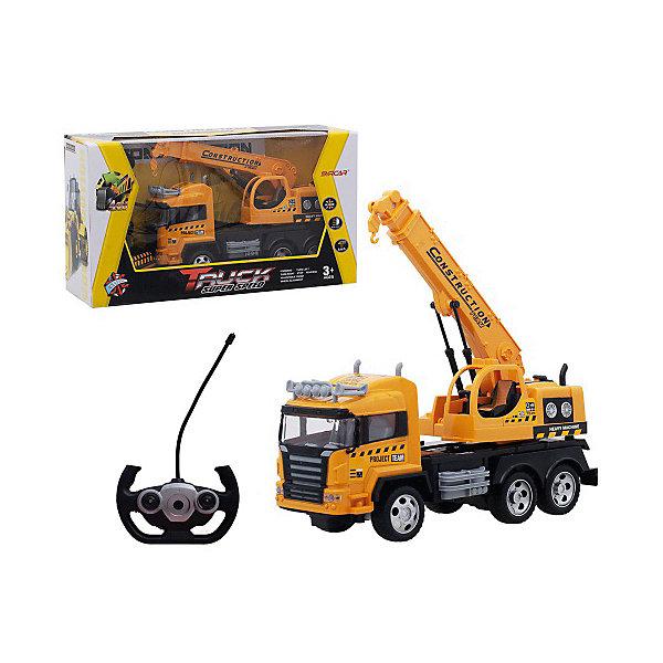 HQ Радиоуправляемый грузовик HQ Автокран armed hq uh811e