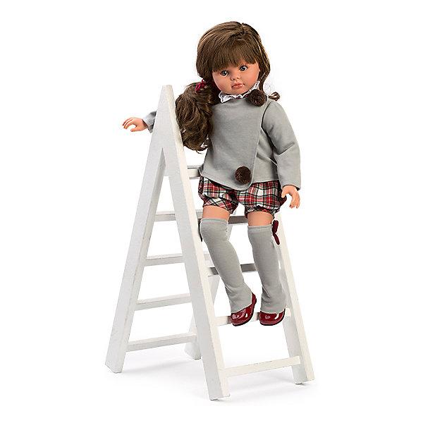 Asi Кукла Asi Пепа 57 см, арт 285330 asi классическая кукла asi пепа в клетчатом пальто 60 см