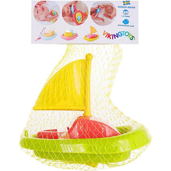 Парусный кораблик для ванной Viking Toys