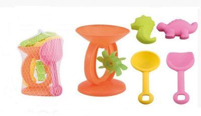 Фото - Devik Toys Набор игрушек для пляжа Devik Toys полесье набор игрушек для песочницы 468 цвет в ассортименте