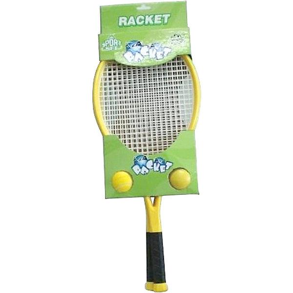 Deex Набор ракеток Deex для большого тенниса набор ракеток start up br20 2 star