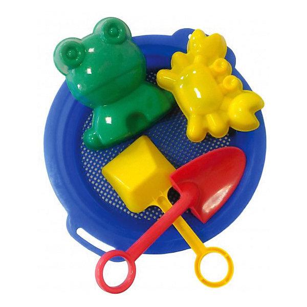 Devik Toys Набор игрушек для песочницы Devik Toys karolina toys набор для песочницы замок 3 предмета