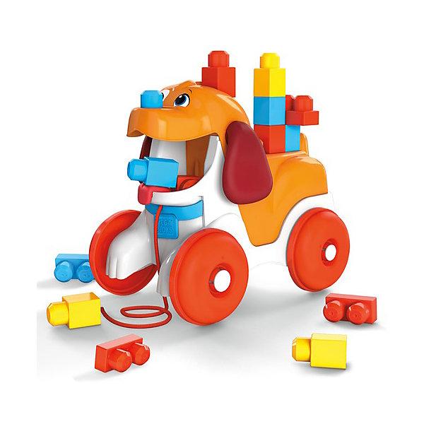 Mattel Конструктор Mega Bloks Любимый щенок, 15 деталей mattel конструктор mega bloks любимый щенок 15 деталей