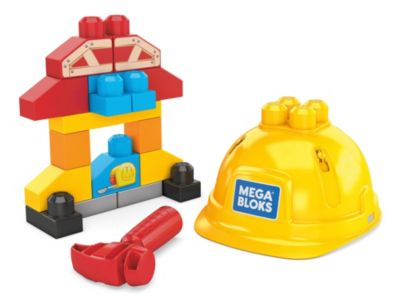 Фото - MEGA BLOKS Игровой набор Mega Bloks Маленький строитель mattel mega bloks dxh34 разные формы