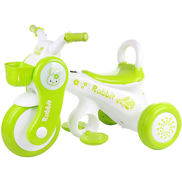 Veld Трехколесный велосипед Veld, свет/звук