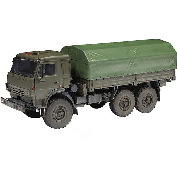 Сборная модель Звезда Российский грузовик  К-5350