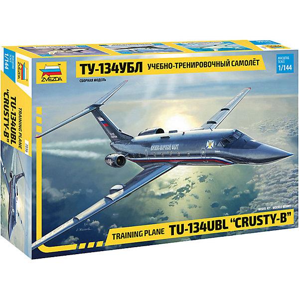 Купить Сборная модель Звезда Самолет Ту-134 УБЛ, Россия, Унисекс