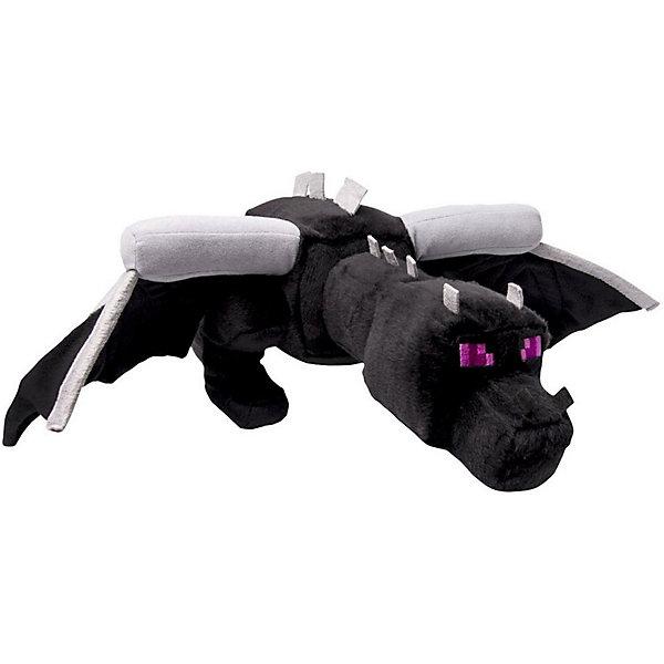 Jinx Мягкая игрушка Jinx Minecraft Enderdragon Дракон Края 55 см мягкая игрушка jinx minecraft детеныш волка 20 см