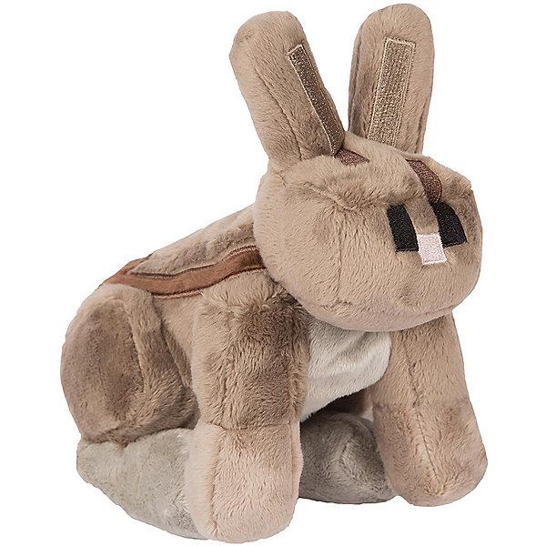 Jinx Мягкая игрушка Jinx Minecraft Rabbit Кролик 20 см мягкая игрушка jinx minecraft детеныш волка 20 см