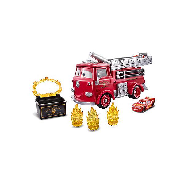 """Игровой набор Cars Color Changers """"Ред-проказник"""" Mattel Игровой набор Cars Color Changers """"Ред-проказник"""""""