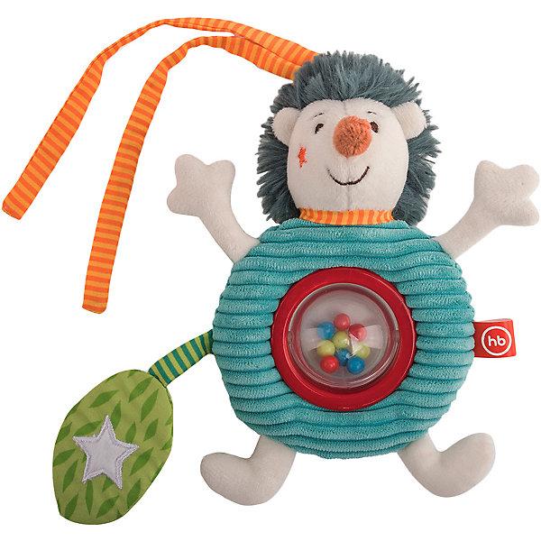 Happy Baby Подвеска-погремушка с колокольчиком Happy Baby Ёжик Федя happy baby 330058 игрушка погремушка keys of fun