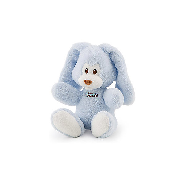 Trudi Мягкая игрушка Trudi Заяц Вирджилио, 26 см игрушка мягкая заяц в розовой шубе 30 см