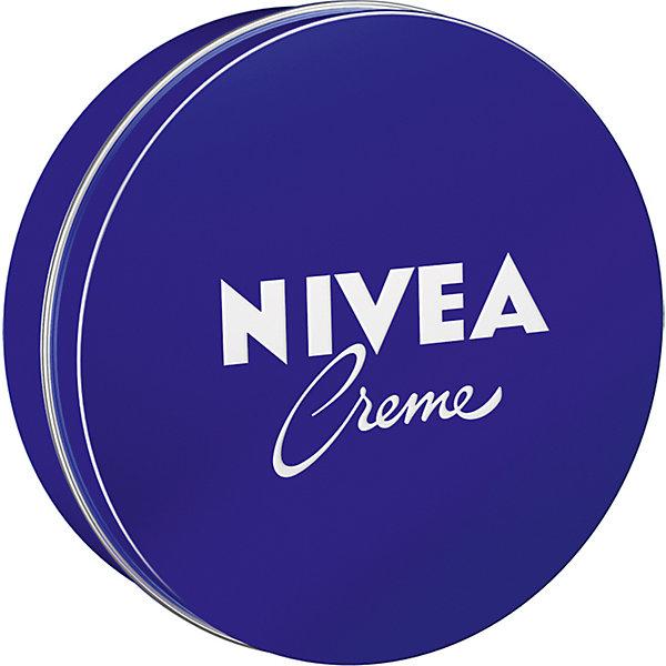 Крем для лица, рук и тела Nivea Creme с пантенолом, 150 мл