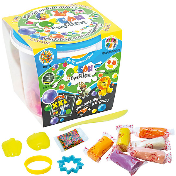 Strateg Набор для творчества Strateg Ocean of emotion игровой набор wow world шар orbeez 47425w