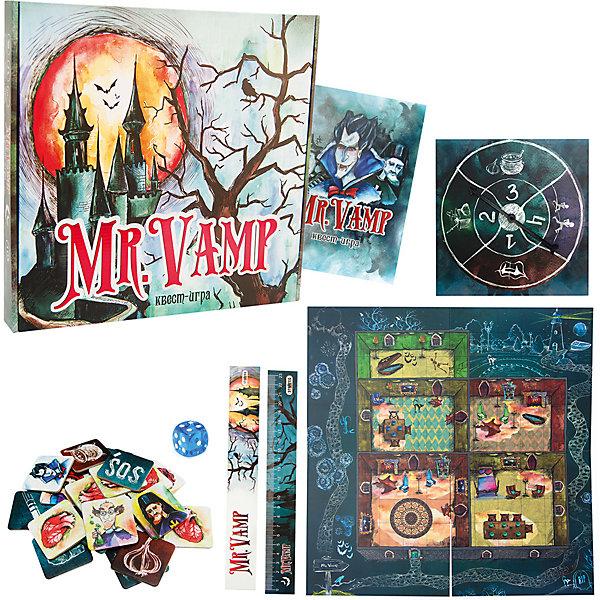 Купить Настольная игра Strateg Mr. Vamp, Украина, Унисекс