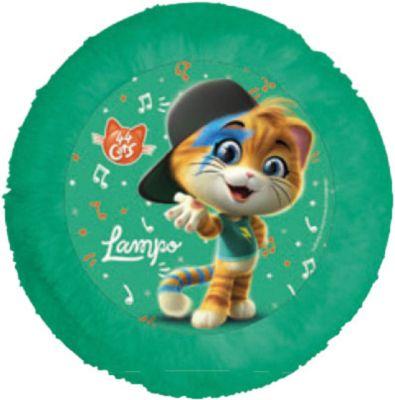 Фото - 44 Котенка Мяч-сквишик John 44 котенка, Лампо мяч сквишик john 9 см 44 котенка пилу