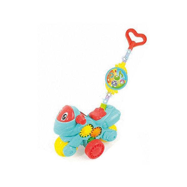 Наша Игрушка Игрушка-каталка Наша Игрушка Мотоцикл игрушка chuc юла