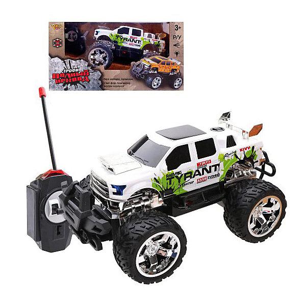 Наша Игрушка Радиоуправляемая машинка Наша Игрушка Трофи машинка на радиоуправлении наша игрушка машина р у драйв цвет в ассортименте от 6 лет пластик