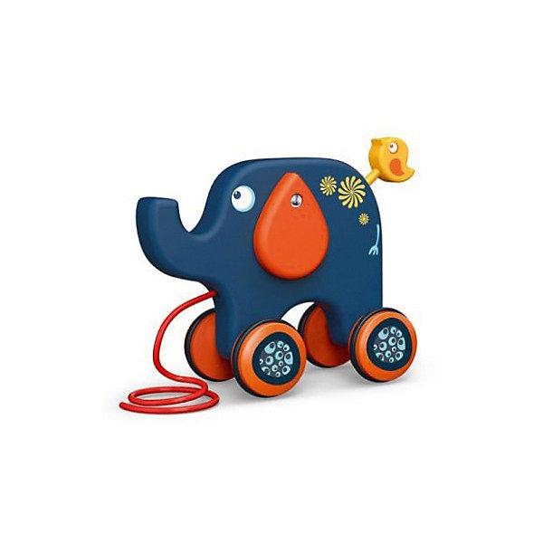 Наша Игрушка Игрушка-каталка Наша Игрушка Слон, 22х18 см игрушка