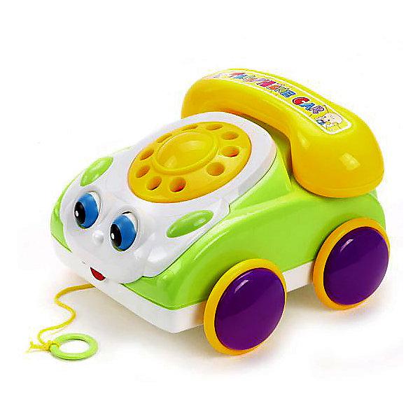 Наша Игрушка Игрушка-каталка Наша Игрушка Телефончик игрушка