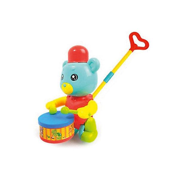 Наша Игрушка Игрушка-каталка Наша Игрушка Барабанщик игрушка