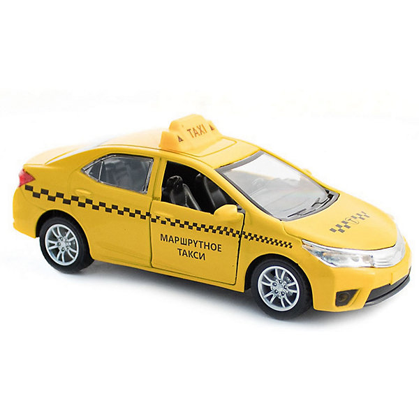 Kaiyu Инерционная машинка Kaiyu Такси play smart машинка инерционная такси