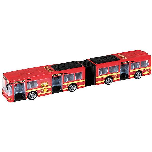 HTI Автобус HTI Teamsterz с гармошкой, 46 см