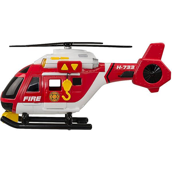 HTI Пожарный вертолёт Roadsterz, 38 см