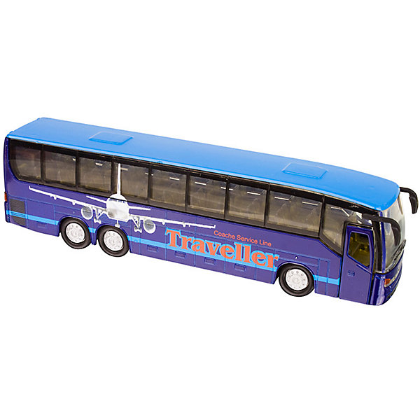 Купить Городской автобус HTI Teamsterz, Китай, синий, Мужской