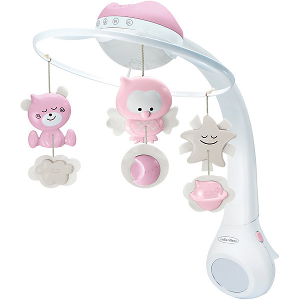 Музыкальный мобиль-проектор Infantino 3 в 1 от Infantino BKids