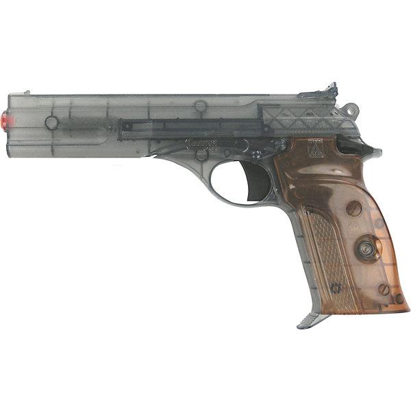 Купить Пистолет Sohni-Wicke Cannon MX2 Агент, 23, 5 см, Таиланд, серый, Мужской