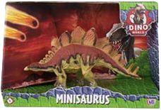 Poket money Игровая фигурка HTI Dino World Стегозавр, 16 см фигурка hti dino world аллозавр 1374171 unib