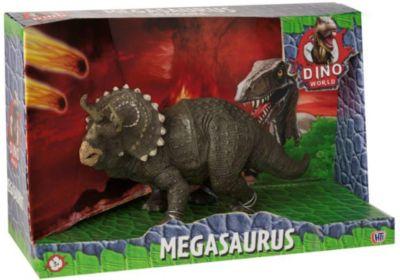 Poket money Игровая фигурка HTI Dino World Трицератопс, 28 см фигурка hti dino world аллозавр 1374171 unib