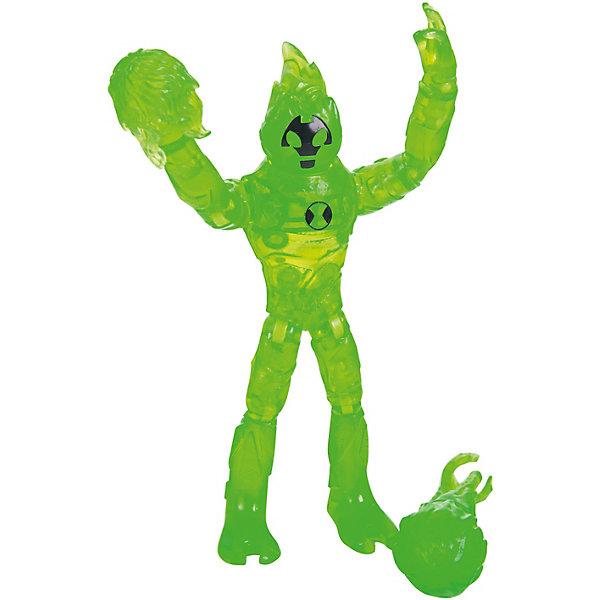 Купить Фигурка Playmates Ben 10 Человек-огонь из Омнитрикс , 12.5 см, Китай, Мужской