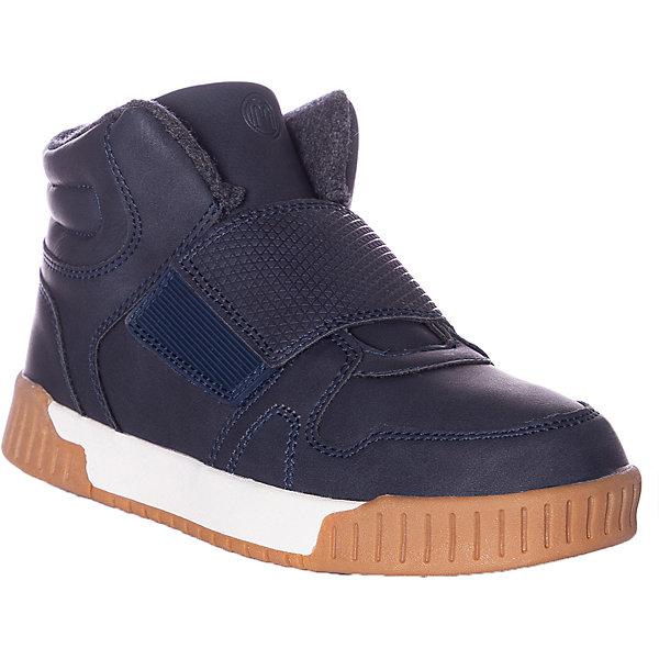 Купить Утепленные ботинки Mursu, Китай, синий, 32, 31, 33, 34, 35, 30, Мужской
