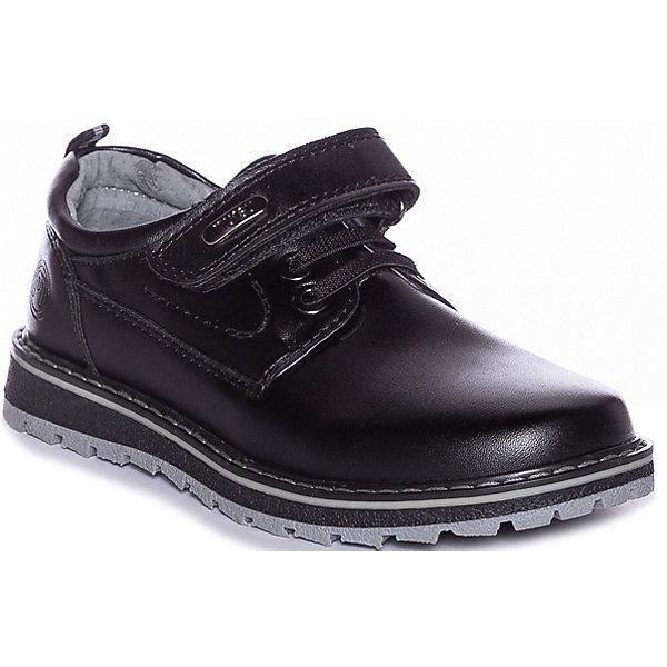 Купить Ботинки Mursu, Китай, черный, 32, 31, 30, 35, 34, 33, Мужской