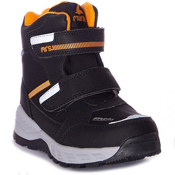 Купить Утепленные ботинки Mursu, Китай, черный, 35, 30, 34, 33, 32, 31, Мужской