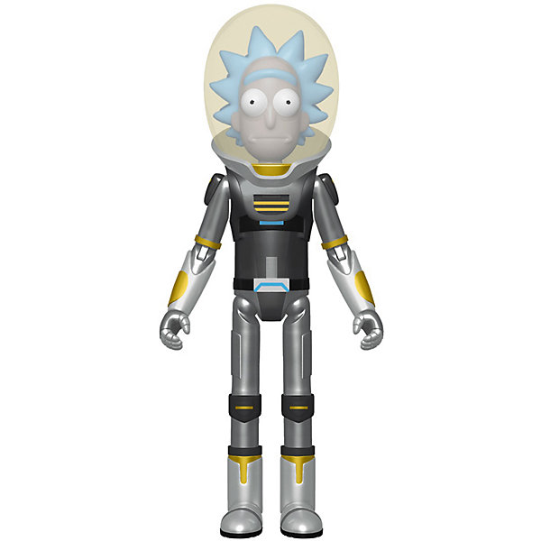 Funko Фигурка Funko Action Figure: Rick & Morty Рик в скафандре, 44548 rick and morty action figure collection model toy q vision keyring pendant rick and morty bobble head q edition keychain toys