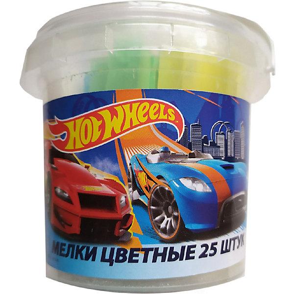 CENTRUM Цветные мелки Centrum Hot Wheels, 25 шт