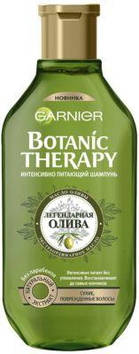 Garnier Шампунь для волос Garnier Botanic Therapy Легендарная олива, 400 мл chi luxury black seed oil curl defining cream gel
