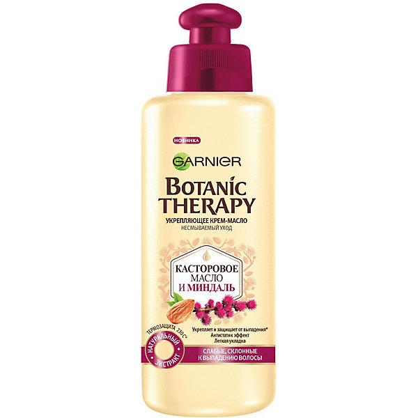 Крем-масло для волос Garnier Botanic Therapy Касторовое масло и миндаль, 200 мл