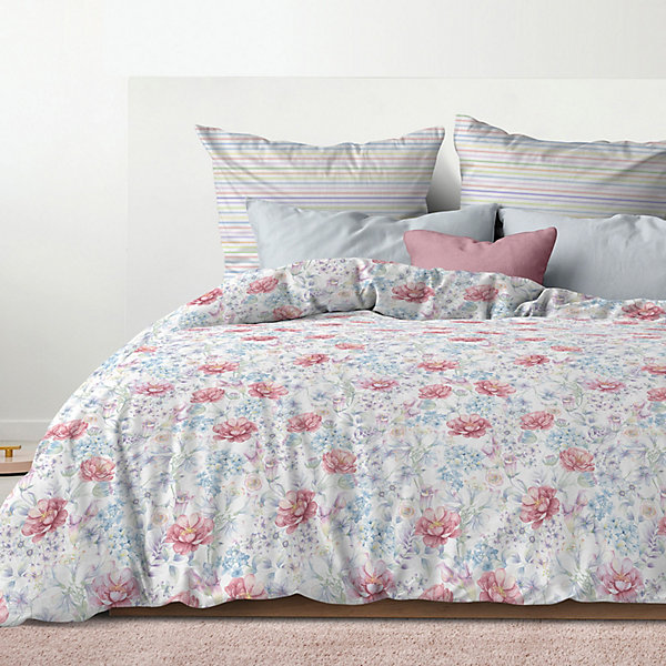 Романтика Комплект постельного белья Романтика Мишель, 1,5-спальное комплект постельного белья мишель
