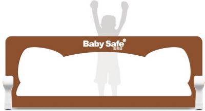 Baby Safe Барьер для кроватки Baby Safe Ушки, 150х42 барьеры и ворота baby safe барьер для кроватки 180 х 42 см