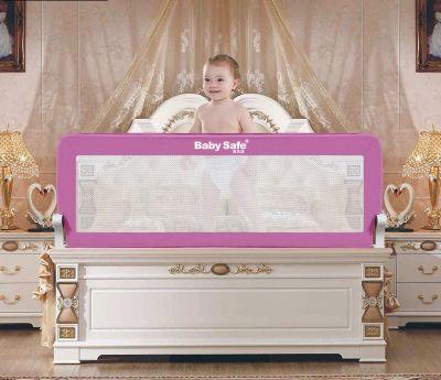 Baby Safe Барьер для кроватки Baby Safe, 120х42 барьеры и ворота baby safe барьер для кроватки 180 х 42 см