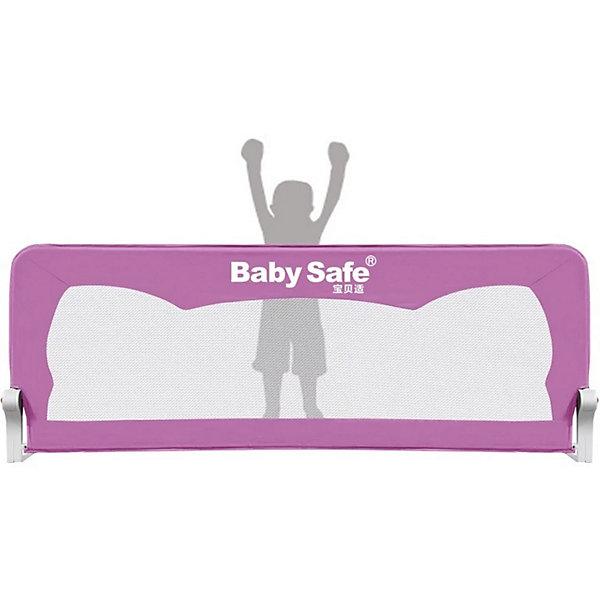 Baby Safe Барьер для кроватки Baby Safe Ушки, 120х66 baby safe барьер для кроватки baby safe 180х66 см бежевый